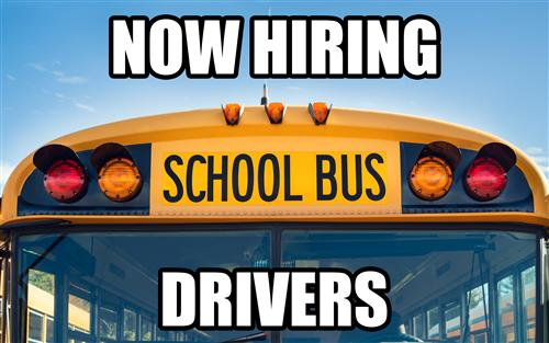 School Bus Drivers Banner
